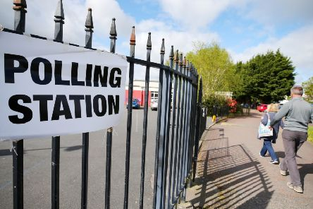 More than 100 candidates will content the 18 Westminster seats for Northern Ireland.''Picture: Jonathan Porter/PressEye