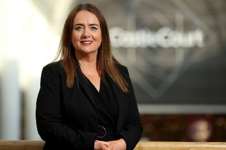 Leona Barr is the new manager of Castlecourt, Belfast.