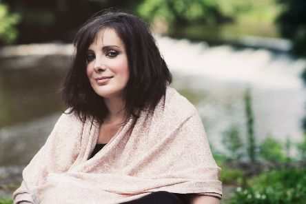 Christine Bovill who is bringing her Edith Piaf show to Coleraine's Riverside Theatre in February
