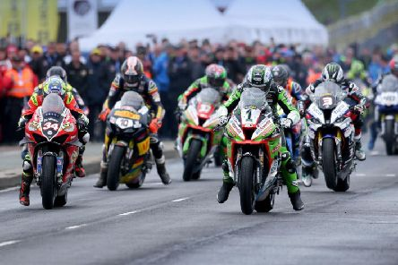 This year's North West 200 will feature a Superbike race on the Thursday evening schedule for the first time.