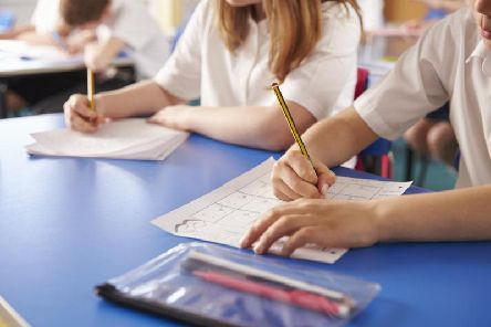 Primary one and two children were among those suspended in the 2016/17 academic year (Photo: Shutterstock)
