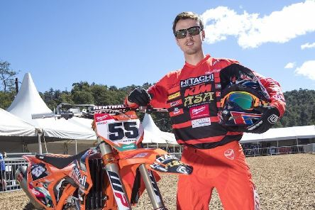 Carrick's Graeme Irwin forced to call it a day on a glittering MX career.
