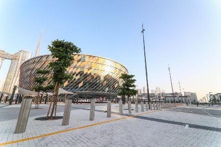 ESF supplied over 700 products to the Dubai Arena project.