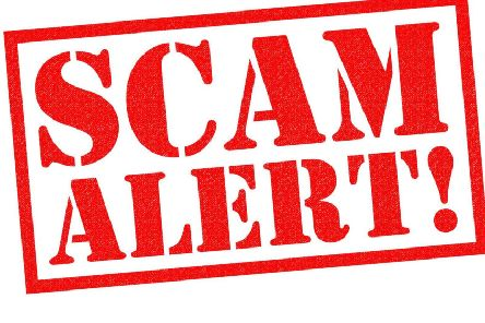Scam calls have been reported.