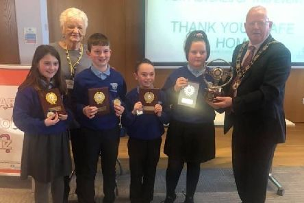 St Marys on the Hill won this year's quiz.