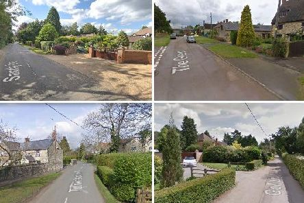 These are Northamptonshire's most exclusive postcodes