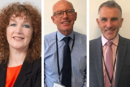 Theresa Grant and her colleagues from Trafford council have been putting together plans to get the council's budget to balance.