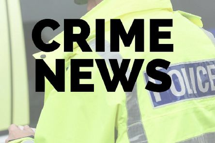 Corby house targeted by yobs