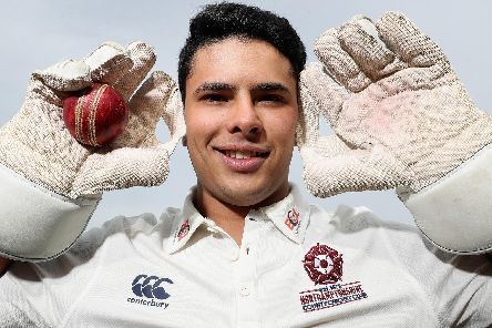 Ricardo Vasconcelos enjoyed a fine first season at Northants