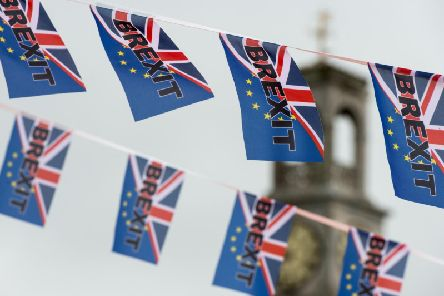South Northamptonshire Council has undertaken Brexit preparations, though admits any risks are 'incredibly low'. Picture by: Getty Images (AFP/Stringer)