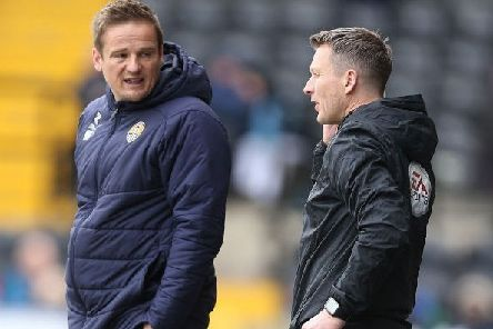 Neal Ardley. Picture: Pete Norton