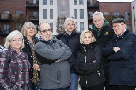 Residents of Upton Park are among those fighting against the so-called second council tax.
