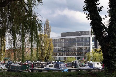 Staff at the Avon headquarters in Nunn Mills road will not be affected by a buyout.