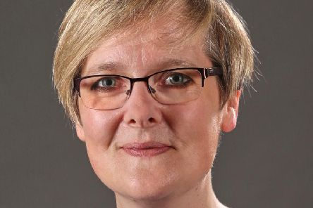Katie Fisher, chief executive of St Andrew's Healthcare