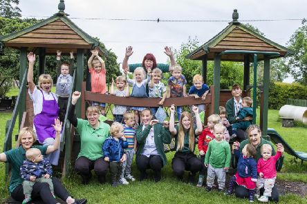 Acorn Day Nursery in Brafield-on-the-Green came out top of the class in our Nursery School of the Year competition for 2019.