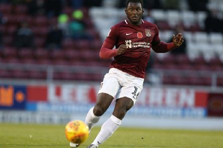 Aaron Pierre has joined Shrewsbury Town (Picture: Pete Norton)