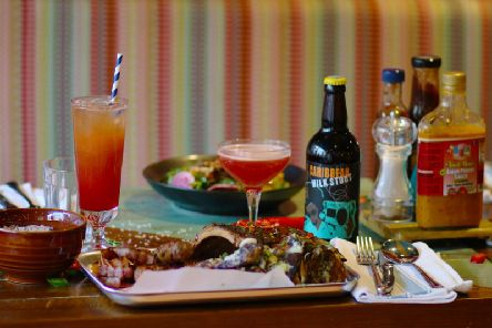 Dinner for four could be yours at a Northampton restaurant - if you post a clip of you performing a reggae classic.