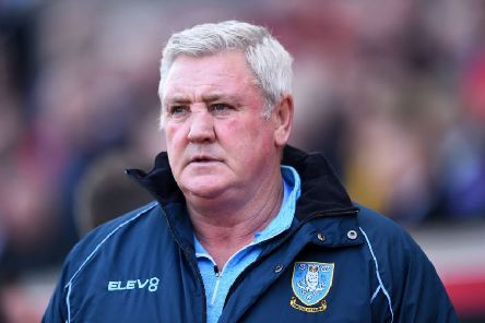 Steve Bruce. Picture: Getty