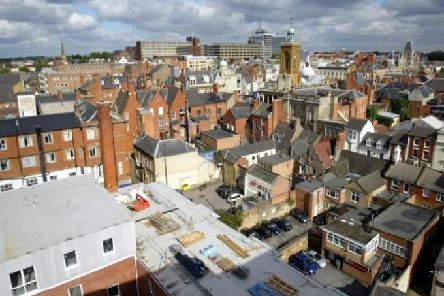 Northampton Borough Council is hoping to help regenerate the town centre with government funding