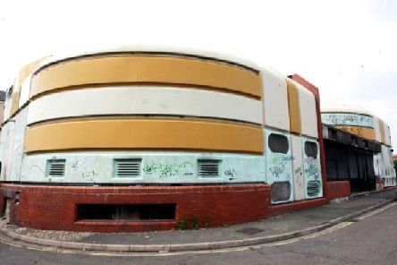 Top of the Town was demolished more than ten years ago and might become new flats.