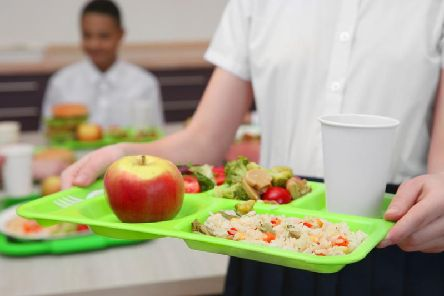 Only one in 10 Northamptonshire pupils are claiming free school meals