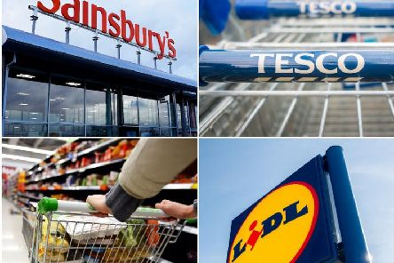 Opening hours for supermarkets in Northampton for August Bank Holiday 2019