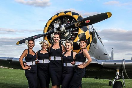 Tickets are now on sale for the two-day event in Sywell.