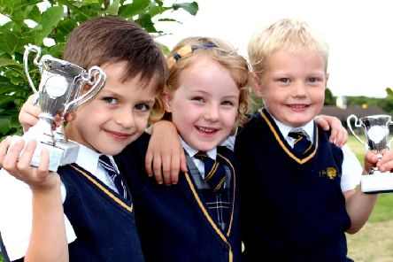 Wootton Park School has been awarded the top mark in its first Ofsted.