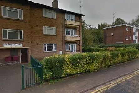 Many of the flats at Berkeley House and St Marys Court are not in a good enough state to let out, according to the council