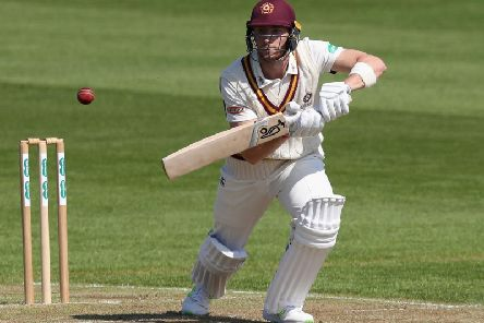 Rob Keogh has signed a new deal at Northants