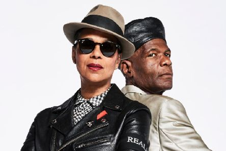 The Selecter areled byPauline Black and co-fronted by original member Arthur Gaps Hendrickson