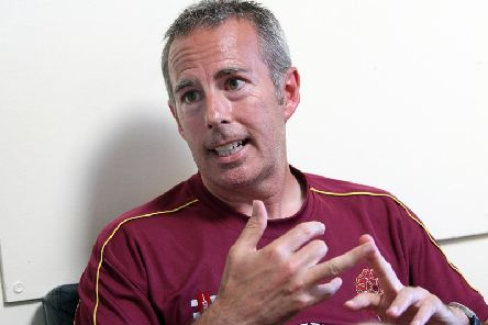 Phil Rowe is leaving his post as Northants assistant coach