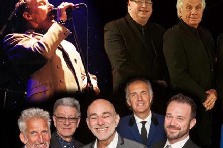 Hear songs performed by the original acts