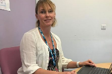 Doctor Emma Donnelly (pictured) is also the clinical urgent care lead for the Northamptonshire CCGs (NHS Corby CCG and NHS Nene CCG).