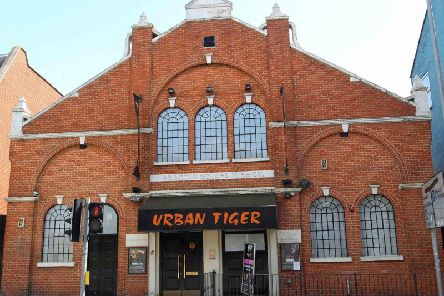 Urban Tiger strip club on Wellingborough Road, Northampton, wants to extend its opening hours