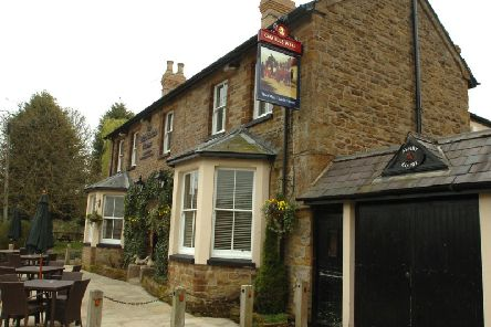 The Olde Coach House in Ashby St Ledgers