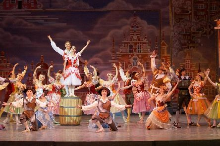 The Russian State Ballet of Siberia  will bring everyone's favourite fairy tale  to life.