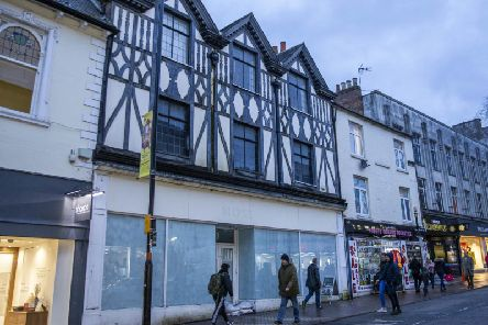 Empty shops in Northampton have cost the taxpayer more than 18 million over the last five years, according to new research