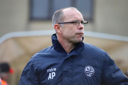AFC Rushden & Diamonds manager Andy Peaks takes his team to face struggling Halesowen Town this weekend