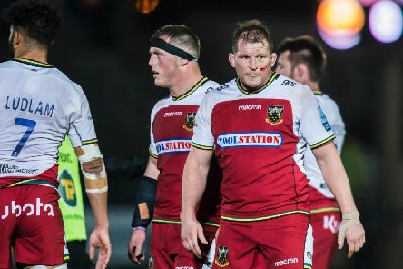 Dylan Hartley has not played since Saints' win at Worcester in December