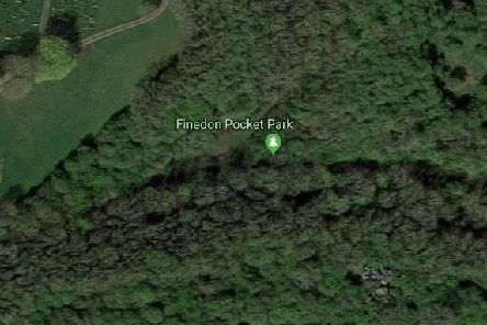 The pocket park asset has been transferred to Finedon Parish Council.