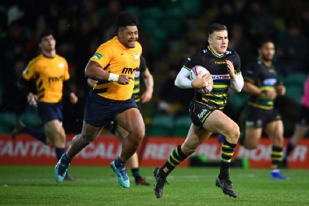 Ollie Sleightholme will start for the Wanderers against Wasps