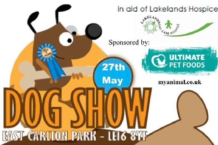 The event will raise money for Lakelands Hospice.