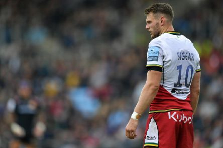 Dan Biggar is all set for his first taste of a Premiership play-off semi-final