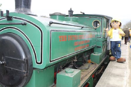 The Nene Valley Railway in Cambridgeshire is one of the recipients of a grant from construction firm Mick George Ltd. It is to get 15,278 for station track improvements at Yarwell.