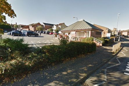 The man was arrested in a car park off Duck Lane, Rushden NNL-190620-153143005