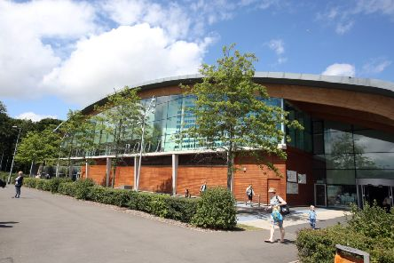 Corby International Swimming Pool