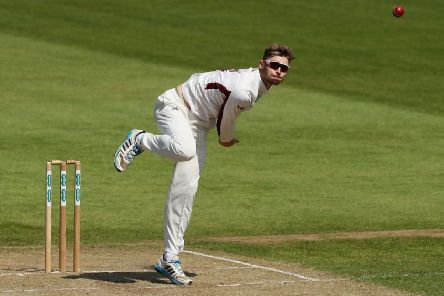 Rob Keogh claimed two wickets as Northants saw off Worcestershire