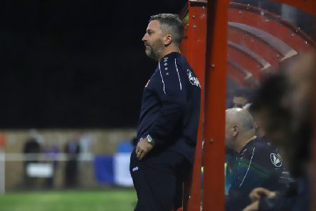 Nicky Eaden's Kettering Town fell to a fourth defeat of the season