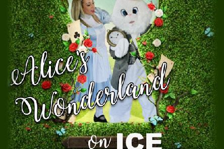 There will be a 2pm showing of this icy adaptation of Alice in Wonderland at the Lighthouse theatre.